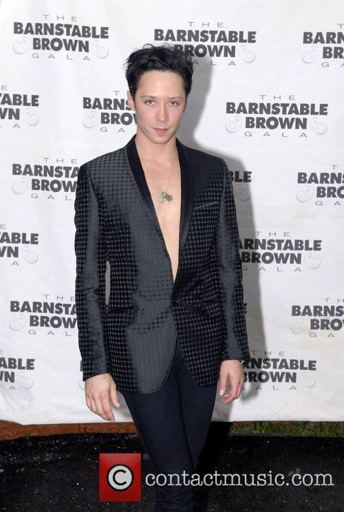 Johnny Weir The Barnstable Brown Gala at the...