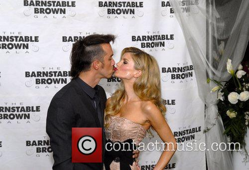Marisa Miller and Griffin Guess The Barnstable Brown...