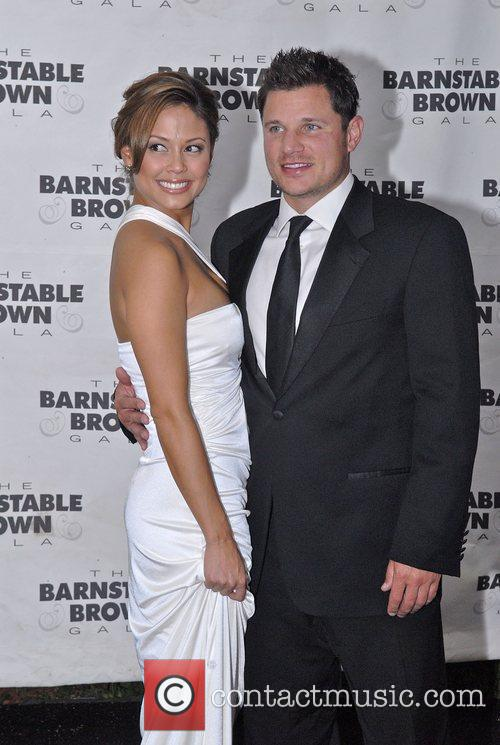 Nick Lachey and Vanessa Minnillo The Barnstable Brown...