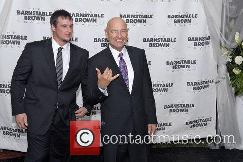 Terry O'Quinn and Guest The Barnstable Brown Gala...