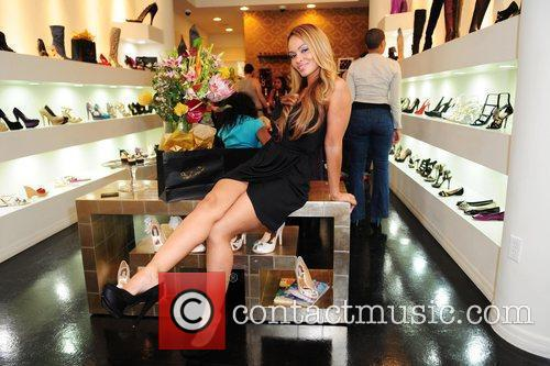 Dulce Shoe Boutique 1st Anniversary hosted by VH1's...