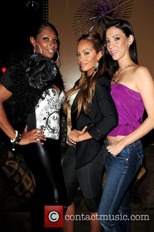 VH1 'Basketball Wives' premiere party at Bar 721
