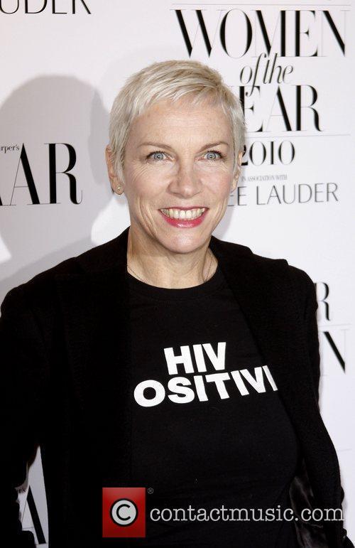 Annie Lennox Harper's Bazaar Woman of the Year...