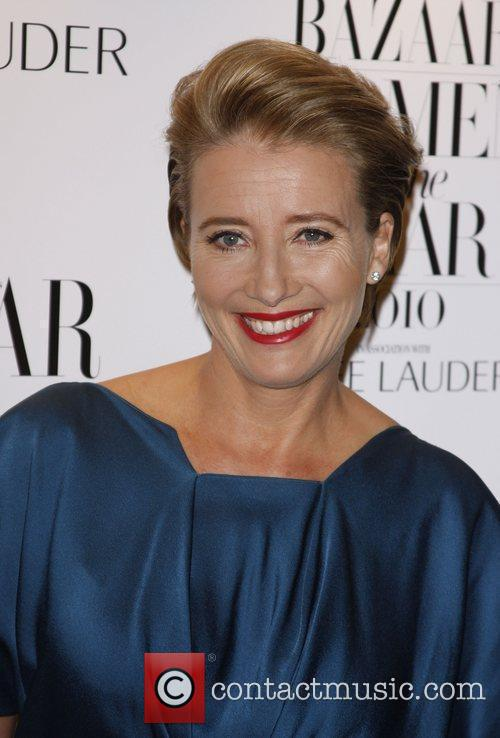 Emma Thompson Harper's Bazaar Woman of the Year...
