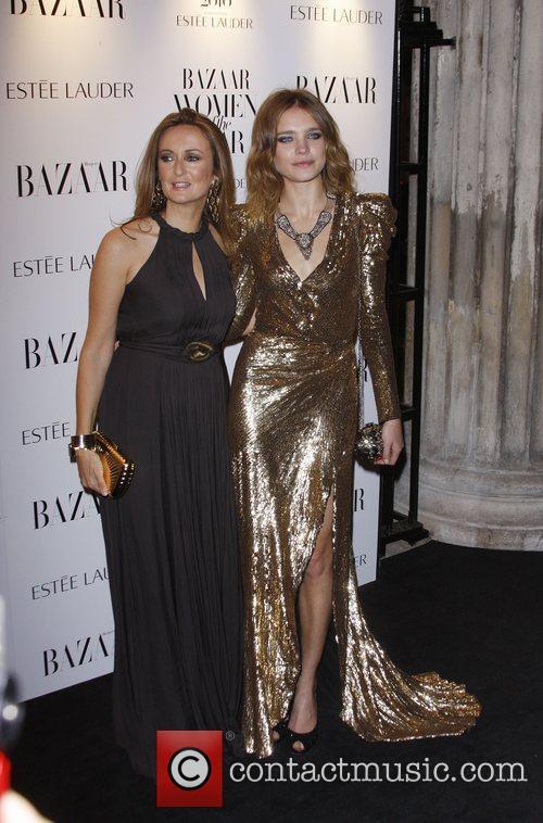 Guest, Natalia Vodianova Harper's Bazaar Woman of the...