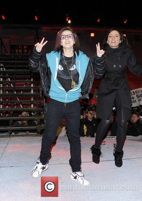 Davina Mccall, Big Brother and Lady Sovereign