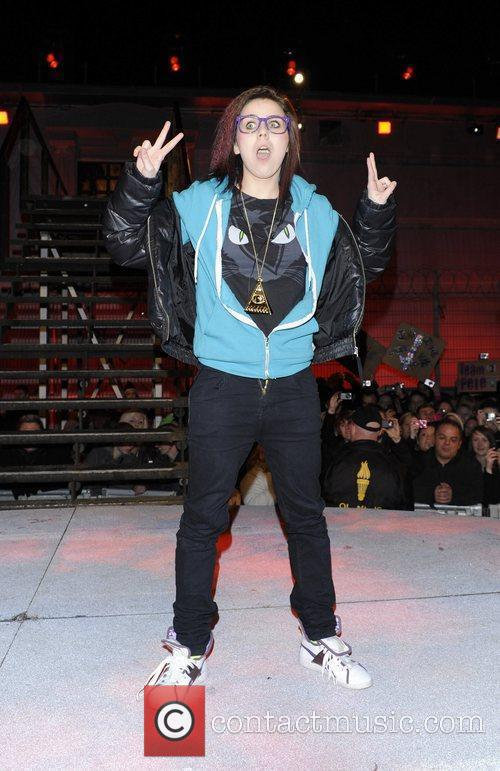 Lady Sovereign and Big Brother 24