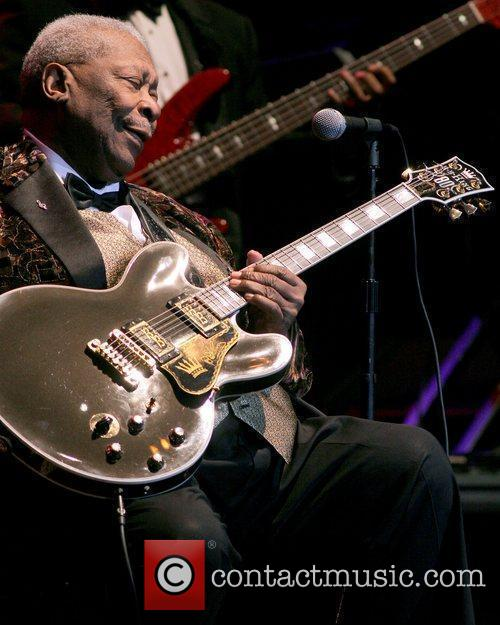 BB King Completely Well