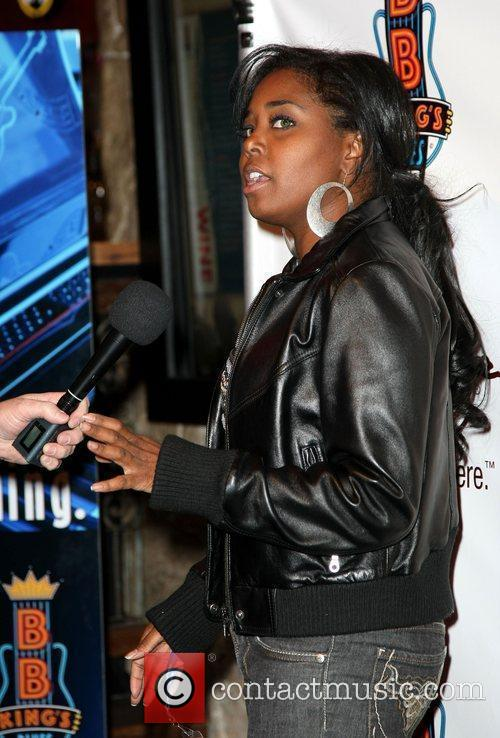 Shar Jackson The grand opening of B.B. King's...