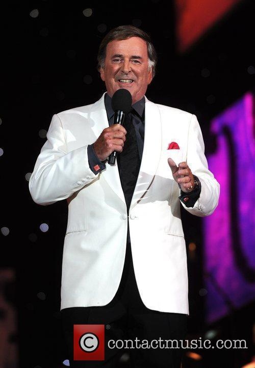 Terry Wogan BBC Proms In The Park held...