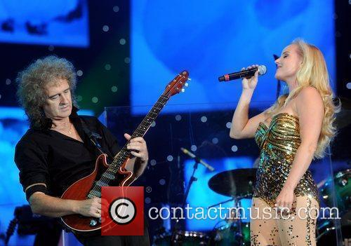 Brian May, Kerry Ellis BBC Proms In The...