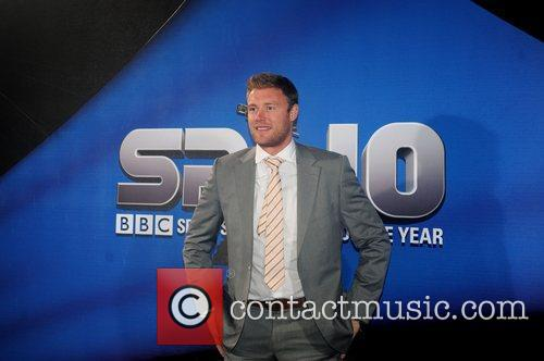 Andrew Flintoff BBC Sports Personality of The Year...