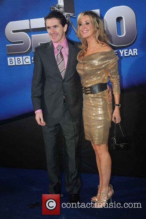 AP McCoy, Chanelle McCoy BBC Sports Personality of...