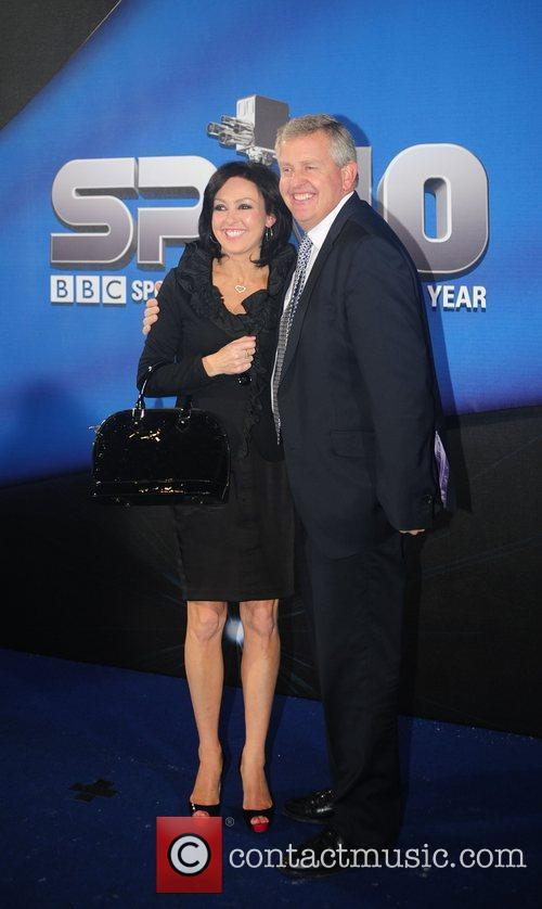 Colin Montgomery and guest BBC Sports Personality of...
