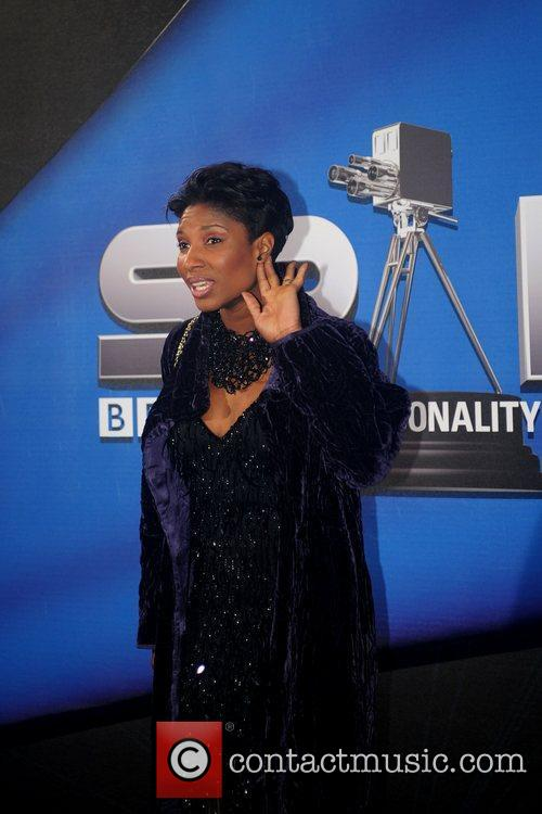 Denise Lewis BBC Sports Personality of The Year...