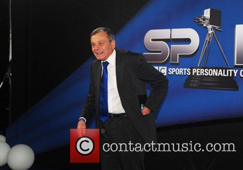 Dickie Bird BBC Sports Personality of The Year...