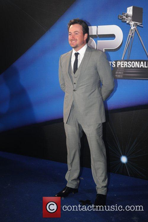 Graeme McDowell BBC Sports Personality of The Year...