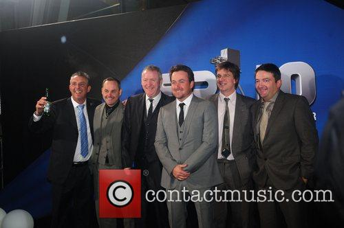 Graeme McDowell and guests BBC Sports Personality of...