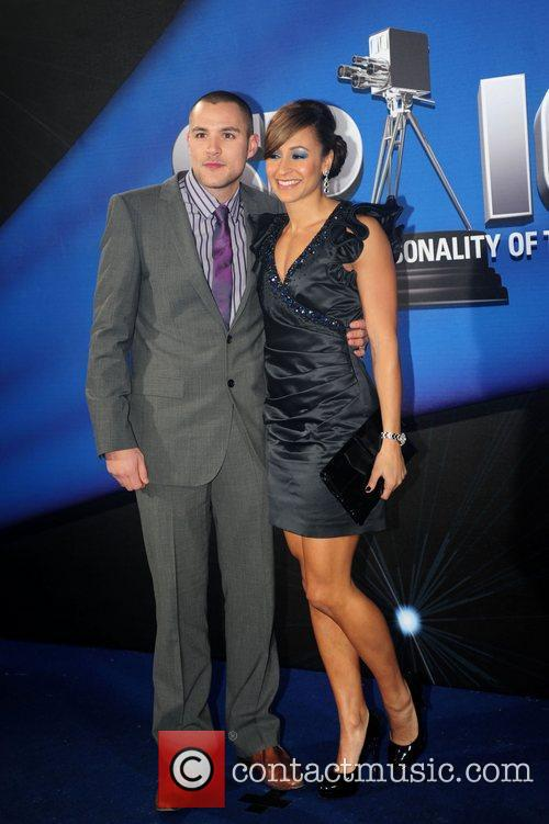 Jessica Ennis and guest BBC Sports Personality of...