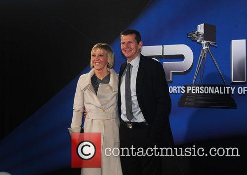 Steve Cram BBC Sports Personality of The Year...