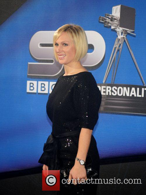 Zara Phillips BBC Sports Personality of The Year...