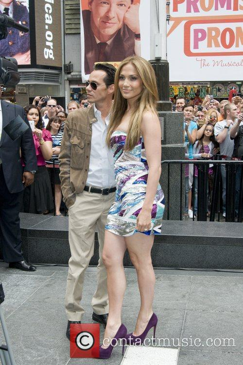 Jennifer Lopez, Billboard and Marc Anthony 6