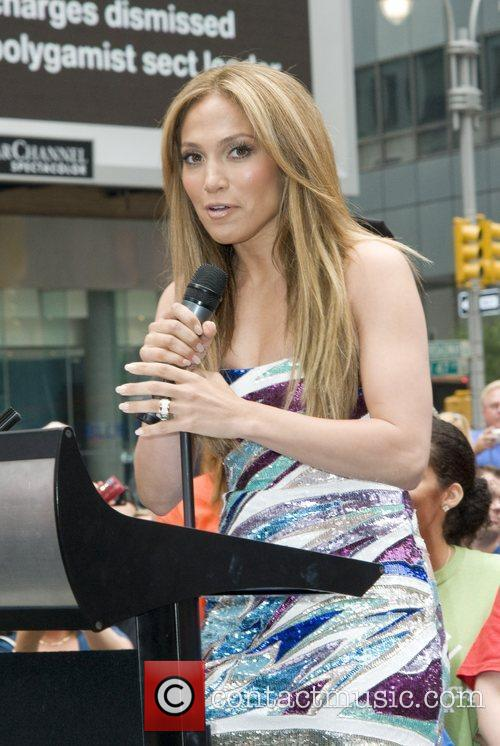 Jennifer Lopez and Billboard 5