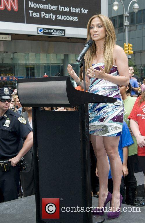 Jennifer Lopez and Billboard 8