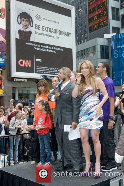Jennifer Lopez and Billboard 10