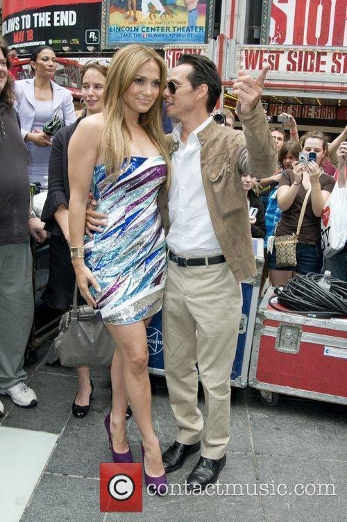 Jennifer Lopez, Billboard and Marc Anthony 11