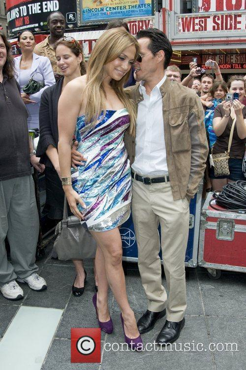 Jennifer Lopez, Billboard and Marc Anthony 4