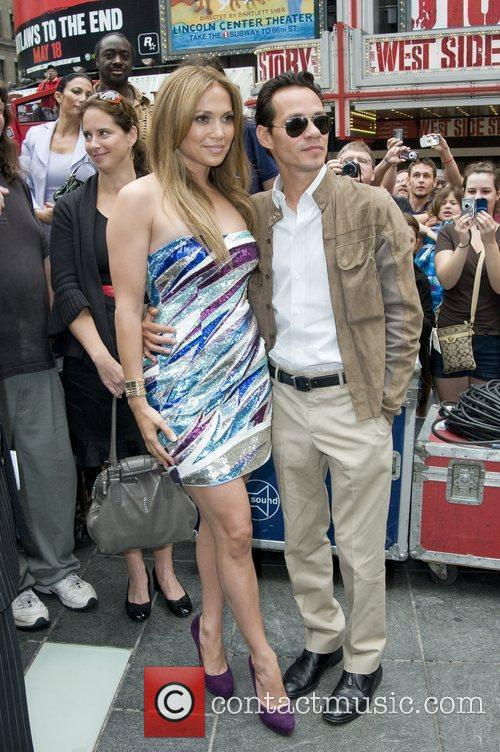Jennifer Lopez, Billboard and Marc Anthony 5