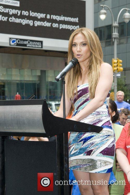 Jennifer Lopez and Billboard 16