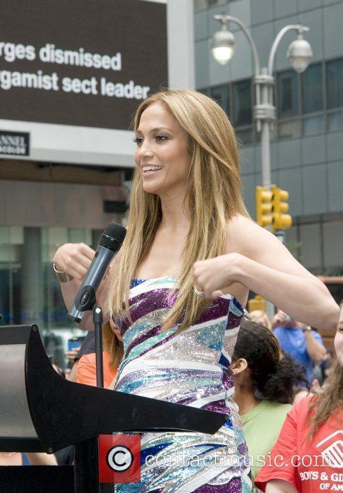 Jennifer Lopez and Billboard 15