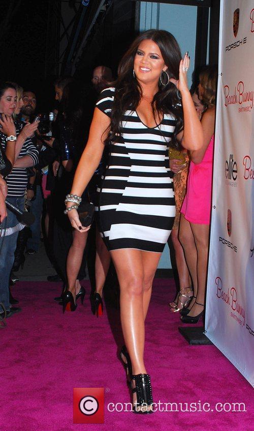 Khloe Kardashian Grand Opening Party for Beach Bunny...