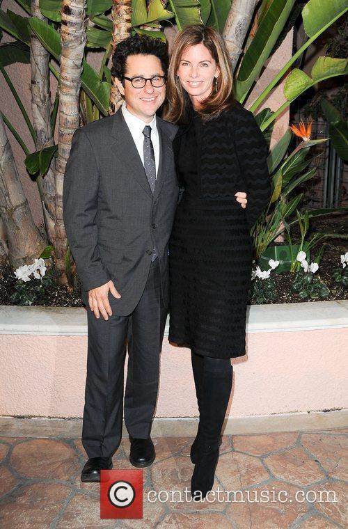 Jj Abrams and Katie Mcgrath 1