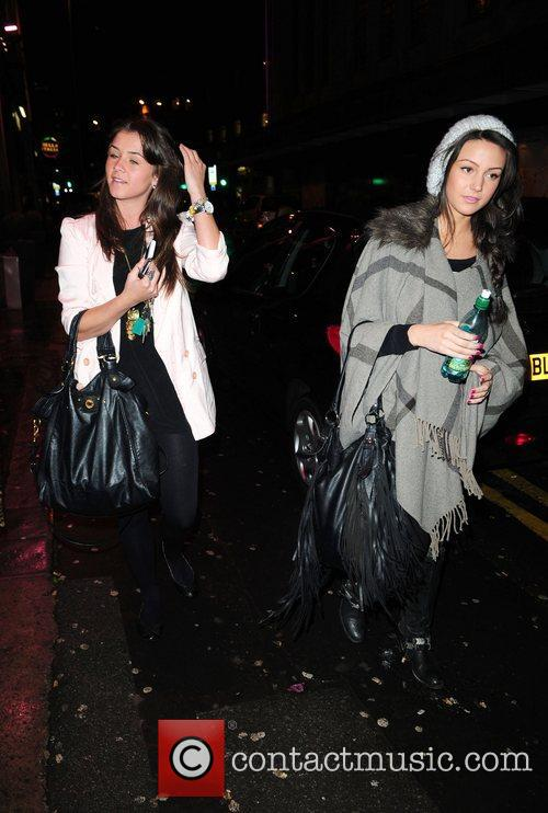 Brooke Vincent and Michelle Keegan 3