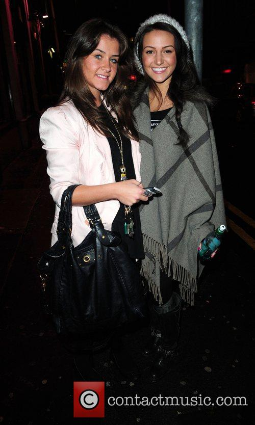 Brooke Vincent and Michelle Keegan 8