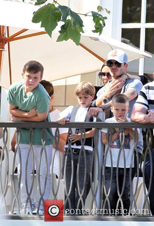 David, Jonas Brothers and Victoria Beckham 15