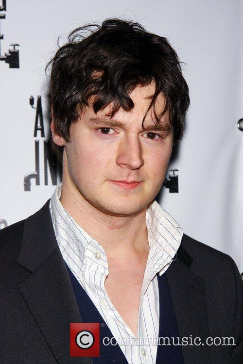 Benjamin Walker at the opening night after party...