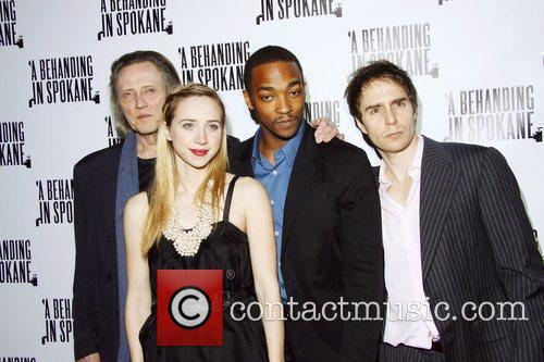 Christopher Walken and Anthony Mackie 3