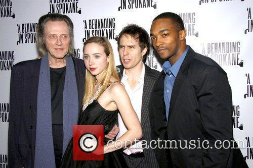 Christopher Walken and Anthony Mackie 1
