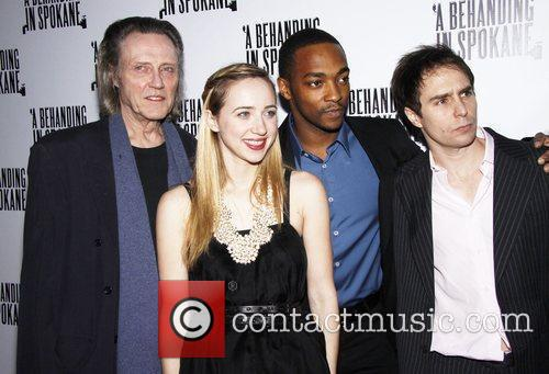 Christopher Walken and Anthony Mackie 6