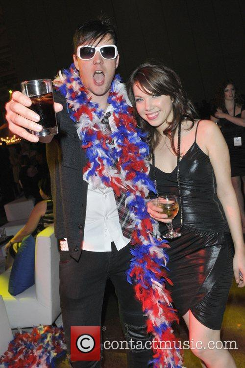 Dave Faber and Carly Rae Jepsen  2010...