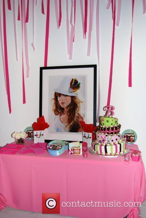 Bella Thorne celebrates her 13th birthday at Siren...