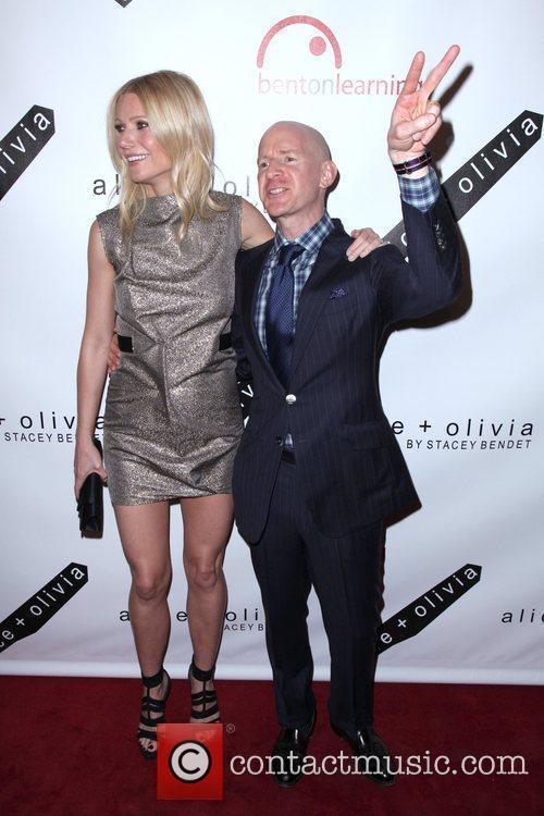 Gwyneth Paltrow and Eddie Stern  2nd Annual...