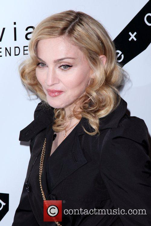 Madonna 2nd Annual Bent on Learning Benefit at...