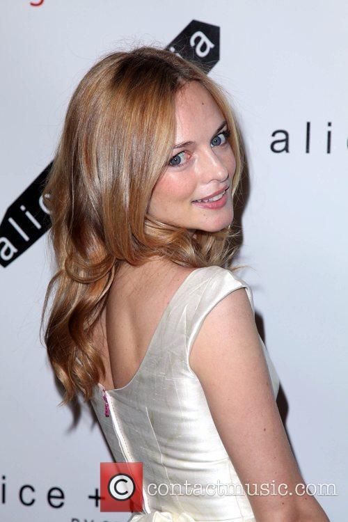 Actress Heather Graham 1