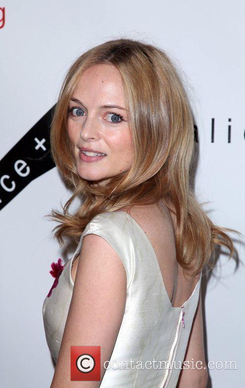 Actress Heather Graham 5
