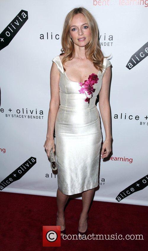Actress Heather Graham 6